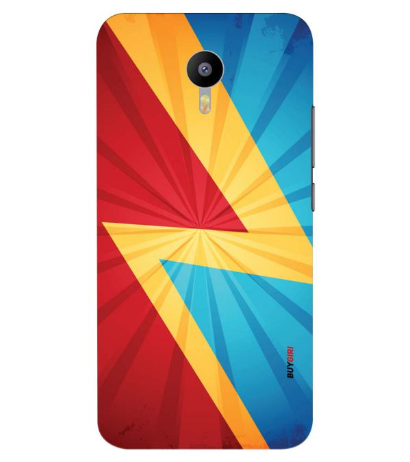 Colours Back Cover for Meizu M2