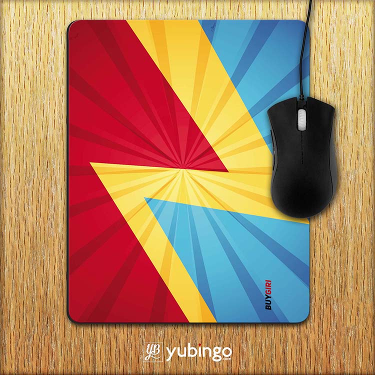 Colours Mouse Pad