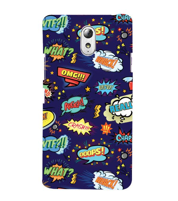 new product 38699 dfc74 Buy Lenovo Vibe P1M Back Cover with Photo Online in India - YuBingo