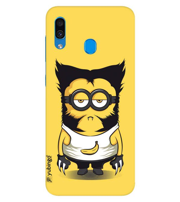 Cool Cartoon Back Cover for Samsung Galaxy A30