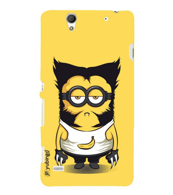 release date: 38bc5 53154 Cool Cartoon Back Cover for Sony Xperia C4