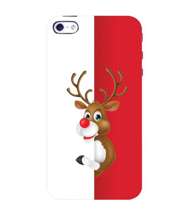 Cool Christmas Back Cover for Apple iPhone 4 : 4S