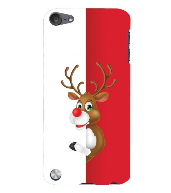 Cool Christmas Back Cover for Apple iPod Touch 5