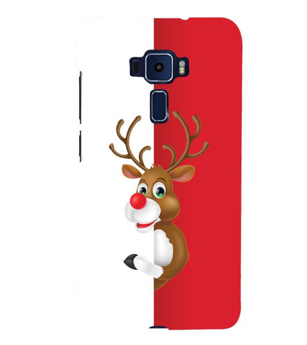 Cool Christmas Back Cover for Asus Zenfone 3 Deluxe ZS570KL