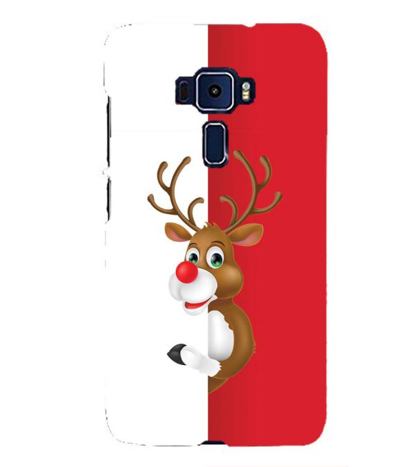 Cool Christmas Back Cover for Asus Zenfone 3 ZE552KL