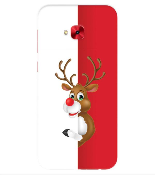 Cool Christmas Back Cover for Asus Zenfone 4 Selfie