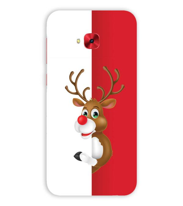 Cool Christmas Back Cover for Asus Zenfone 4 Selfie Pro ZD552KL