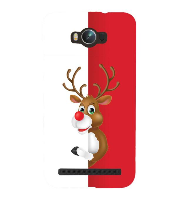 Cool Christmas Back Cover for Asus Zenfone Max ZC550KL