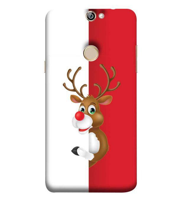 Cool Christmas Back Cover for Coolpad Max A8