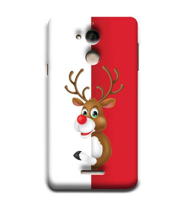 Cool Christmas Back Cover for Coolpad Note 5