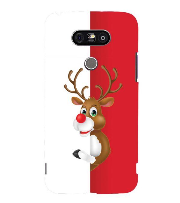Cool Christmas Back Cover for LG G5