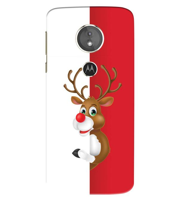 Cool Christmas Back Cover for Motorola Moto E5 Play