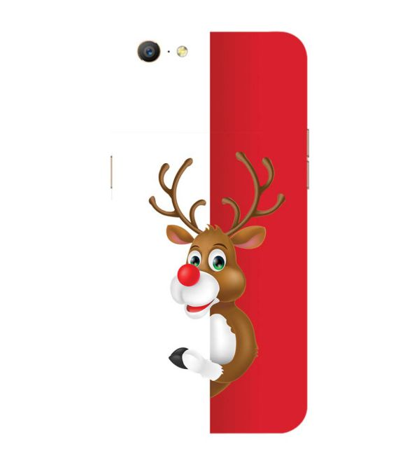 Cool Christmas Back Cover for Oppo A57 : A39