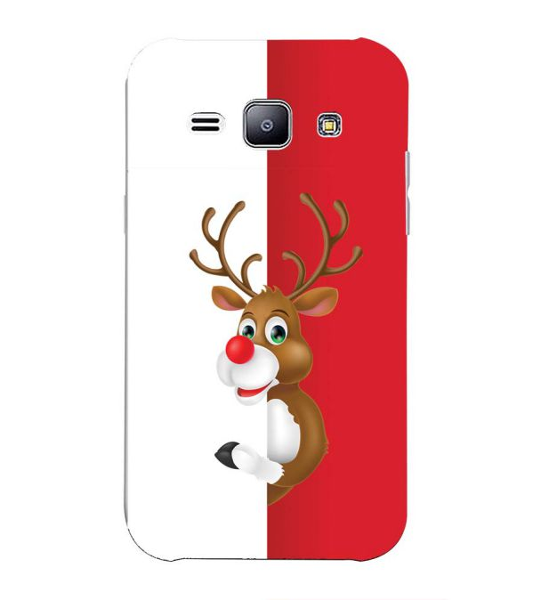 huge discount 64d04 74415 Cool Christmas Back Cover for Samsung Galaxy J2 (2015)