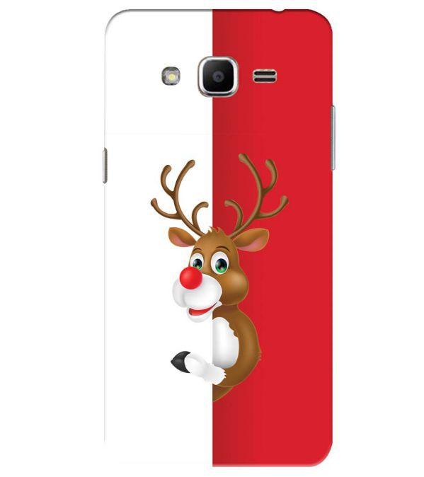 Cool Christmas Back Cover for Samsung Galaxy J2 Ace