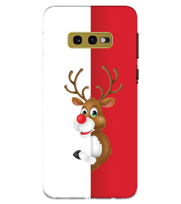 Cool Christmas Back Cover for Samsung Galaxy S10e (5.8 Inch Screen)