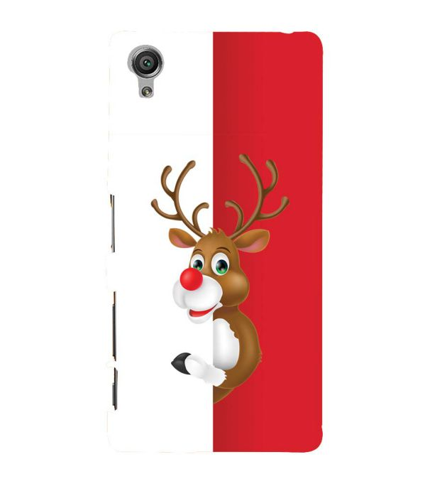 Cool Christmas Back Cover for Sony Xperia X