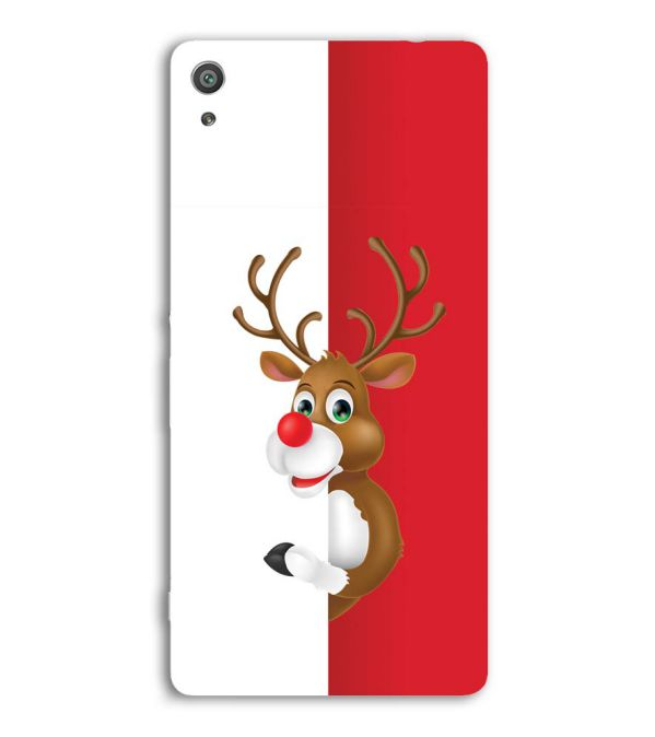 Cool Christmas Back Cover for Sony Xperia XA Ultra