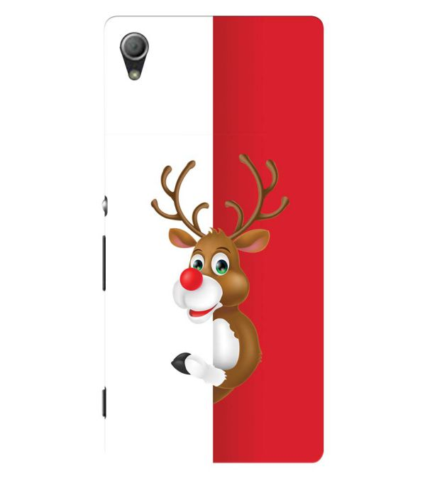 Cool Christmas Back Cover for Sony Xperia Z3+ and Xperia Z4