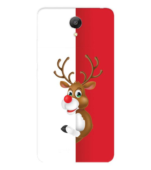 Cool Christmas Back Cover for Xiaomi Redmi Note 2