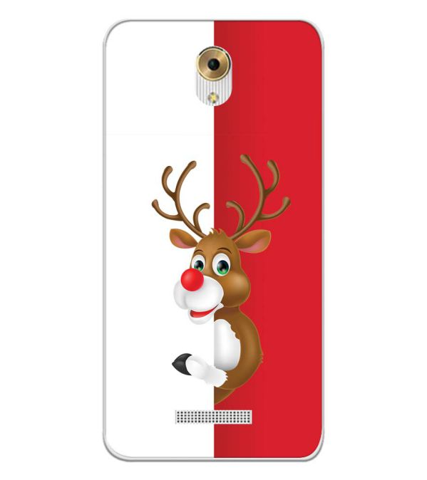 Cool Christmas Back Cover for Coolpad Mega 5M-Image3