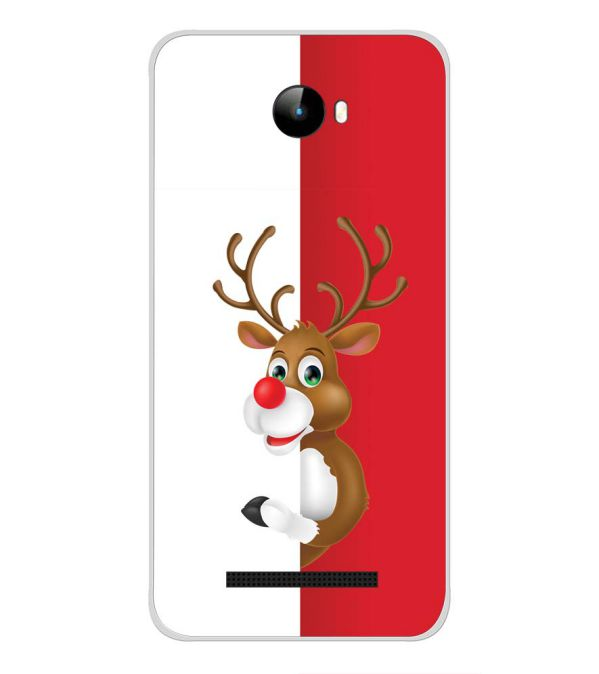Cool Christmas Back Cover for Intex Staari 11-Image3