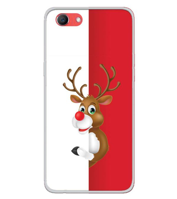 Cool Christmas Back Cover for Oppo Real Me 1-Image3