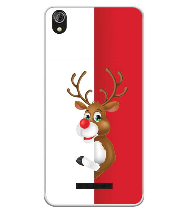 Cool Christmas Soft Silicone Back Cover for Gionee P5W