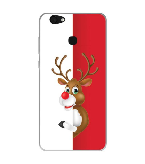 Cool Christmas Soft Silicone Back Cover for Kult Gladiator