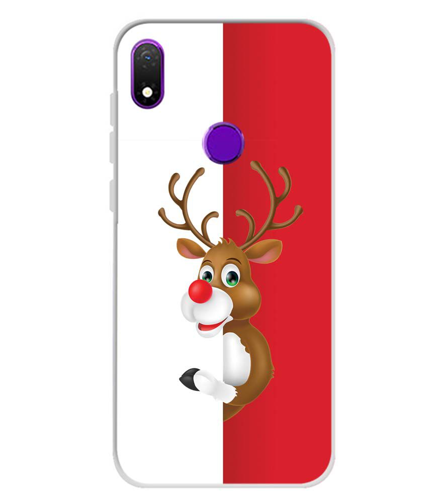 Cool Christmas Soft Silicone Back Cover for Mobiistar X1 Notch