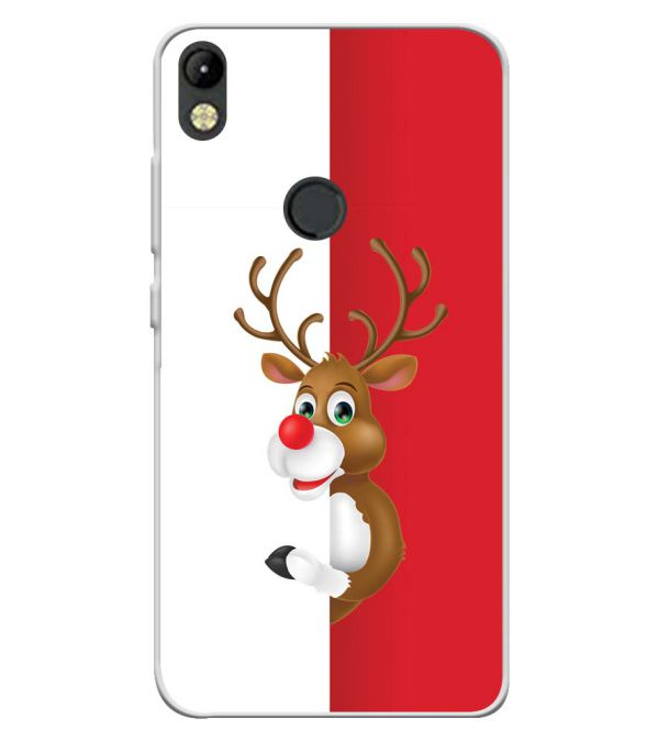 Cool Christmas Soft Silicone Back Cover for Tecno Camon I