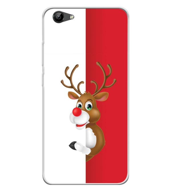 Cool Christmas Soft Silicone Back Cover for Vivo Y71i