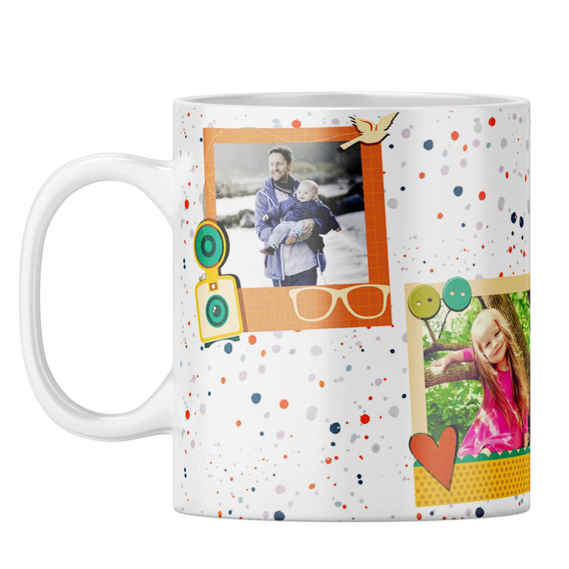 Cool Collage Coffee Mug