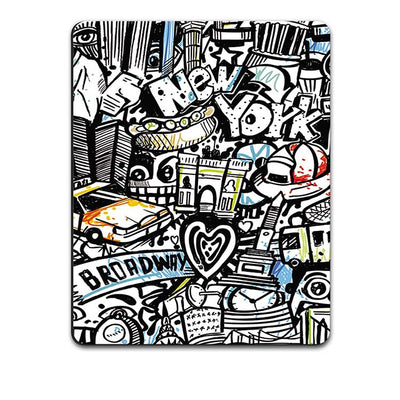 Cool Graffiti Mouse Pad
