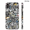 Cool Graffiti Back Cover for Apple iPhone X