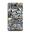 Cool Graffiti Back Cover for Coolpad Note 5