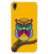Cool Owl Back Cover for HTC Desire 828