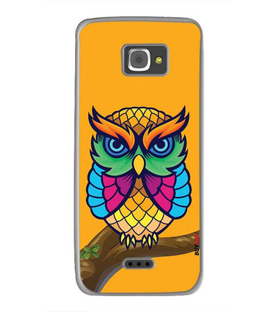 Cool Owl Back Cover for InFocus M350