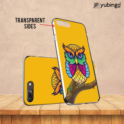 Cool Owl Back Cover for InFocus M350-Image3
