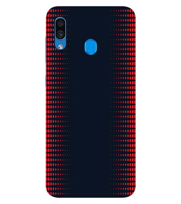 Cool Pattern Back Cover for Samsung Galaxy A30