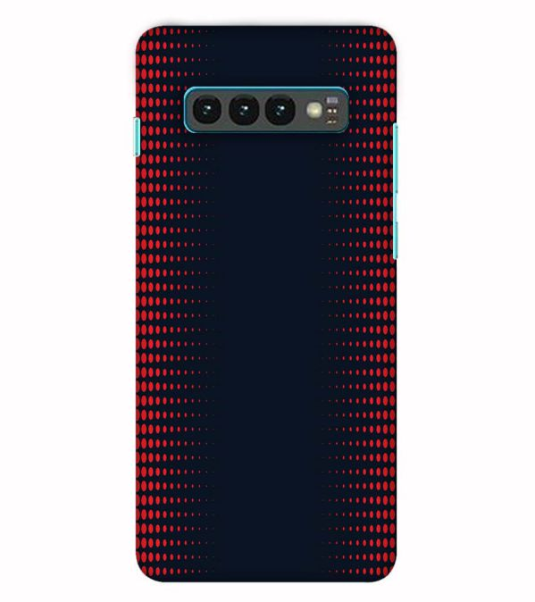 Cool Pattern Back Cover for Samsung Galaxy S10 (6.1 Inch Screen)