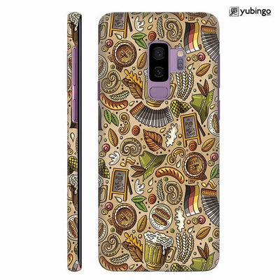 Cowboy Beer Back Cover for Samsung Galaxy S9+ (Plus)