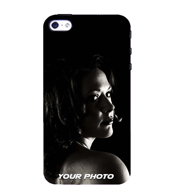 Mobile Cover with Your Photo for Apple iPhone 4 : 4S