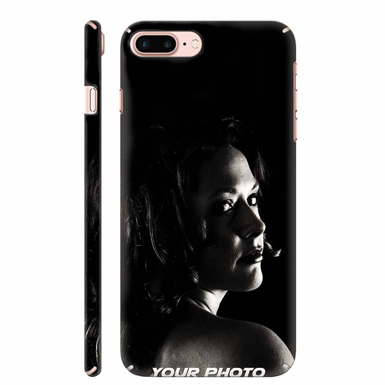 Your Photo Back Cover for Apple iPhone 8 Plus