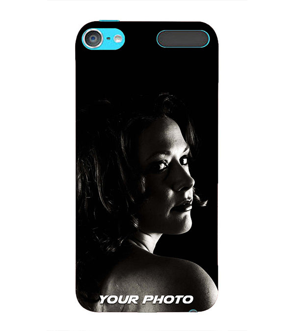 big sale 8bf30 e57c3 Buy Printed Your Photo Personalised Case for Apple iPod Touch 6 ...
