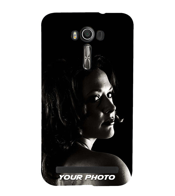Mobile Cover with Your Photo for Asus Zenfone 2 Laser ZE550KL