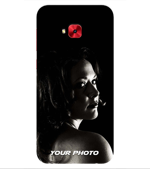 Mobile Cover with Your Photo for Asus Zenfone 4 Selfie