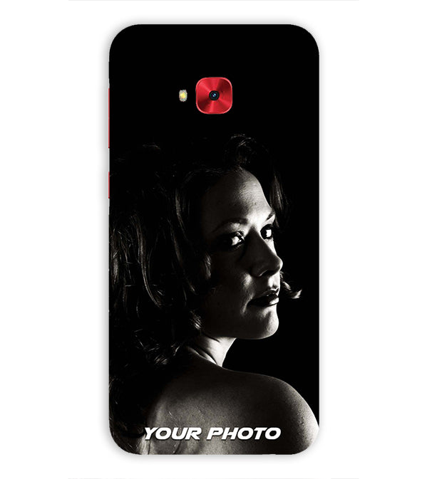 Mobile Cover with Your Photo for Asus Zenfone 4 Selfie Pro ZD552KL