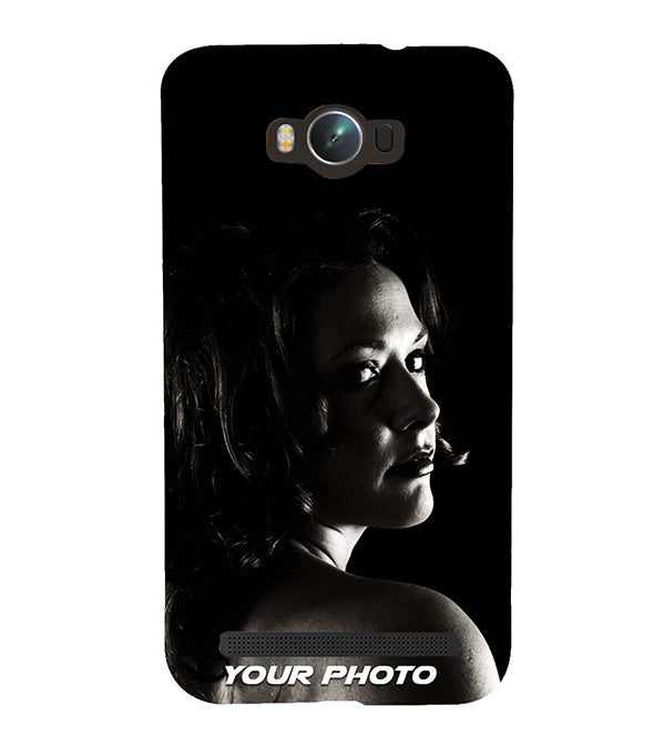 Mobile Cover with Your Photo for Asus Zenfone Max ZC550KL