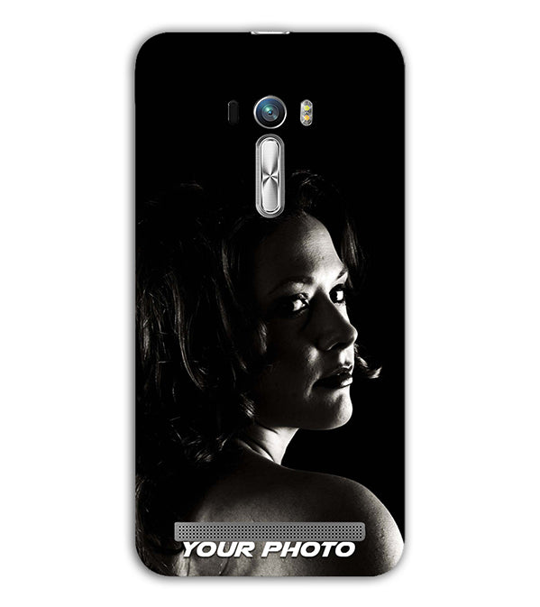 Mobile Cover with Your Photo for Asus Zenfone Selfie